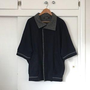 Jackets & Blazers - ⬇︎⬇︎ PLACEBO/ felted wool oversized jacket